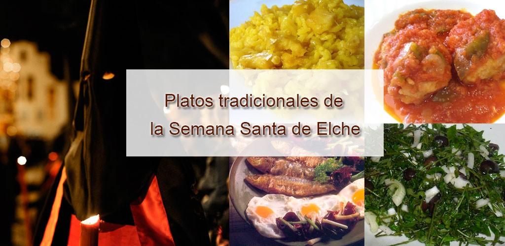 Platos tradicionales de la semana santa de elche rac de for Platos de semana santa